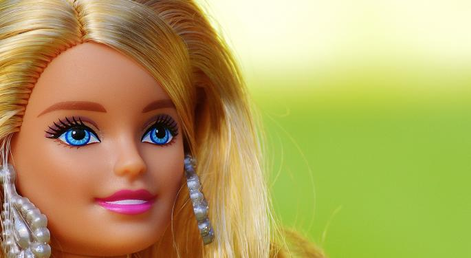 Mattel: Barbie Sales Tracking Better Than Expected