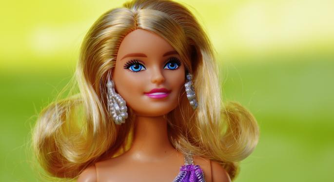 JPMorgan Wants To Play With Mattel's Stock, Passes On Hasbro