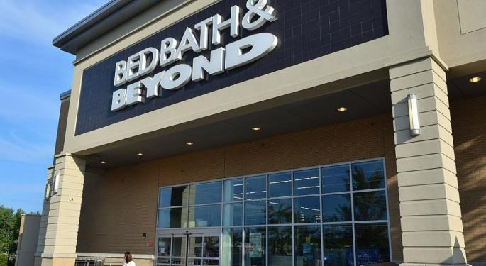Bed Bath & Beyond Reports Big Q3 Earnings Miss, Withdraws Guidance
