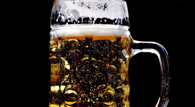 Anheuser-Busch Exec Talks New Beers, Aluminum Tariffs