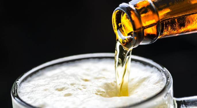 BofA Slashes Anheuser Busch Price Target, Casts Doubt On Asian IPO
