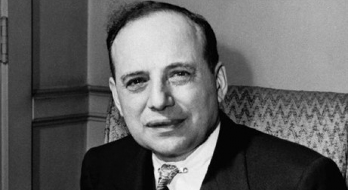 This Day In Market History: Benjamin Graham Launches Investment Firm
