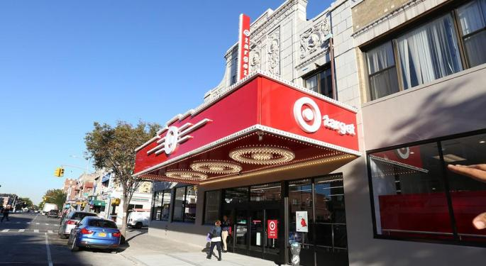 Target Shares Slide On Q1 Earnings Miss; Retailer Says Traffic Accelerating In Q2