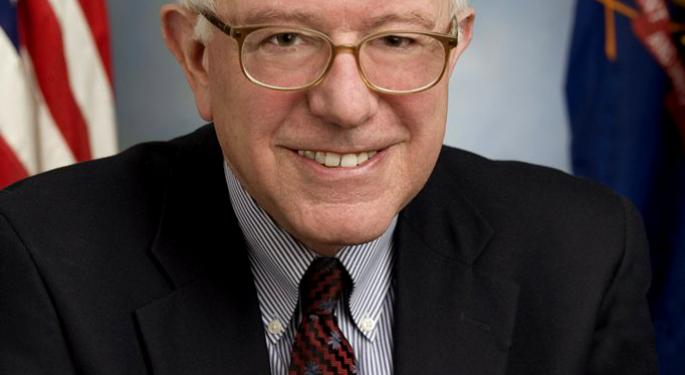 It's Costing Taxpayers For Bernie Sanders To Continue Campaigning