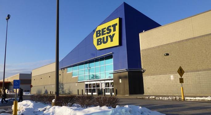 Best Buy Opens The Books For Fiscal Q2 Before Tuesday's Market Open