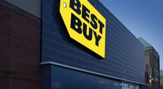 Best Buy Falls On Q2 Sales Miss