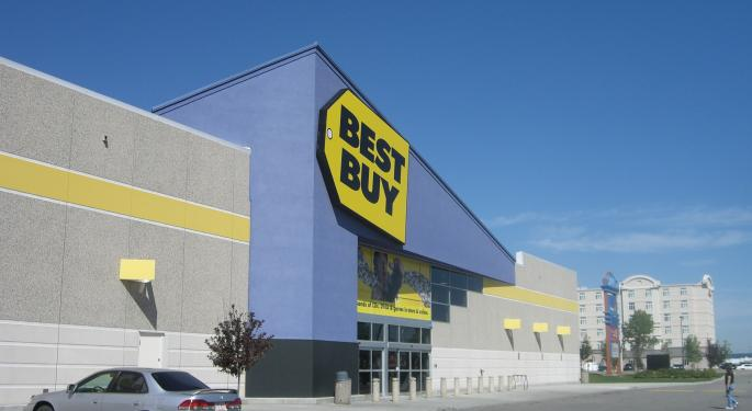 Best Buy's Results Were 'Downright Amazon-Like'