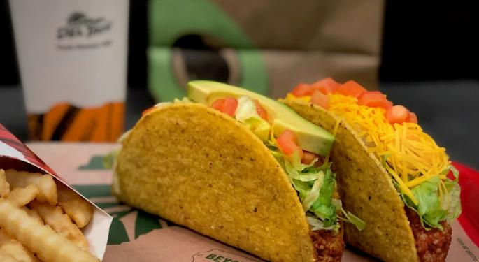 Del Taco Crunched After Q4 Earnings Miss, Lower Guidance