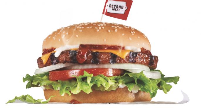 Beyond Meat Option Buyer Makes Big Bet Ahead Of Earnings