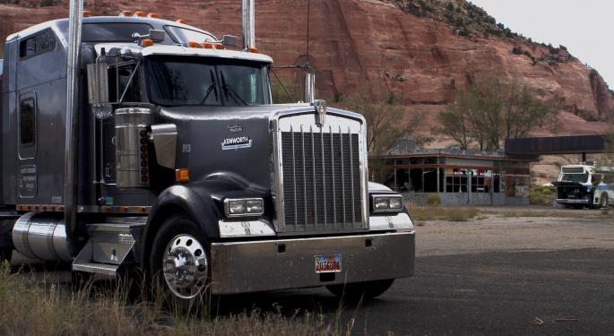 Demand For Class 8 Trucks On Downward Slope As Supply Picks Up