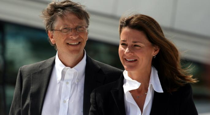 The Combined Net Worth Of The World's Billionaires Is $8 Trillion