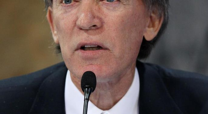 Bill Gross: Low Rates 'Not The Cure -- Part Of The Problem'