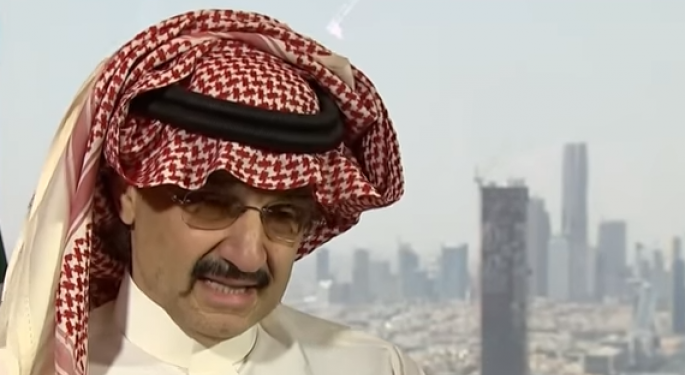 5 Stocks To Watch Amid The Arrest Of Saudi Investor Prince Alwaleed bin Talal