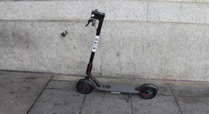 Is The E-Scooter Market Headed For A Crash?