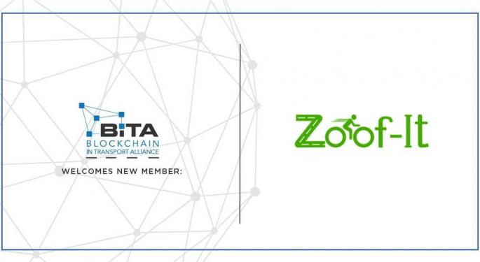 Zoof-It Joins The Blockchain In Transport Alliance