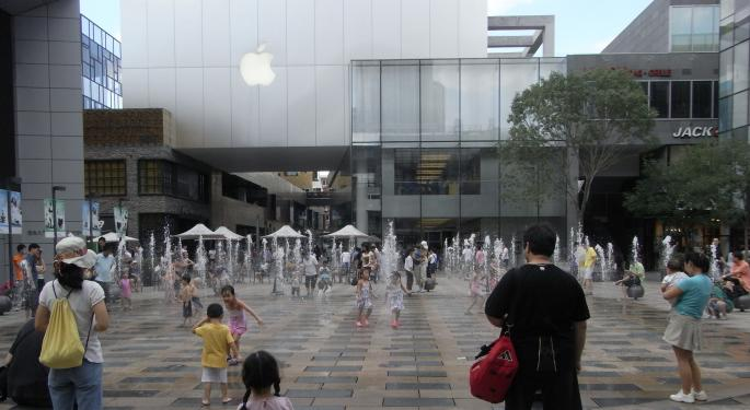 What The Future Holds For Apple In China
