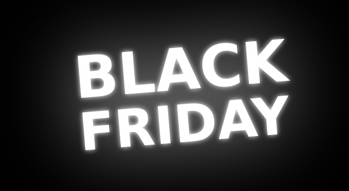 Why Black Friday Sales Declined