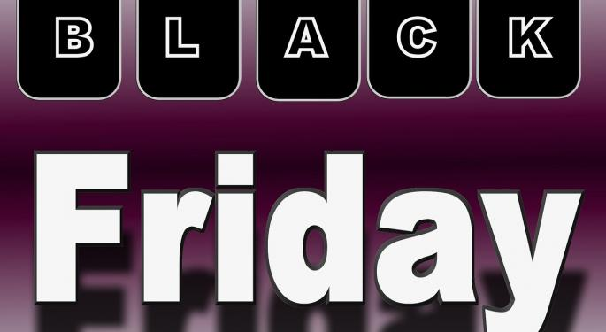 Previewing Black Friday Week: Apple Best Positioned Tech Name