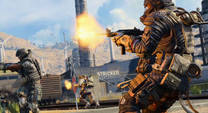 Activision Blizzard Q3 Takeaways: 'Call Of Duty,' E-Sports And More