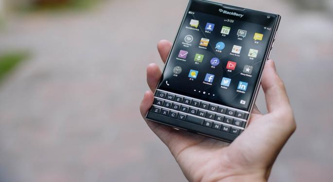Citron's Andrew Left Makes A Bold Claim: BlackBerry Could Be The Next NVIDIA