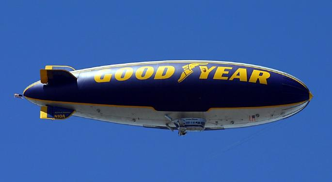 Goodyear Misses Several Financial Milestones