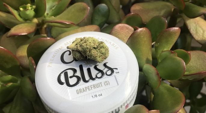 Pot Stocks, ETFs, Top News And Data From The Cannabis Industry This Week