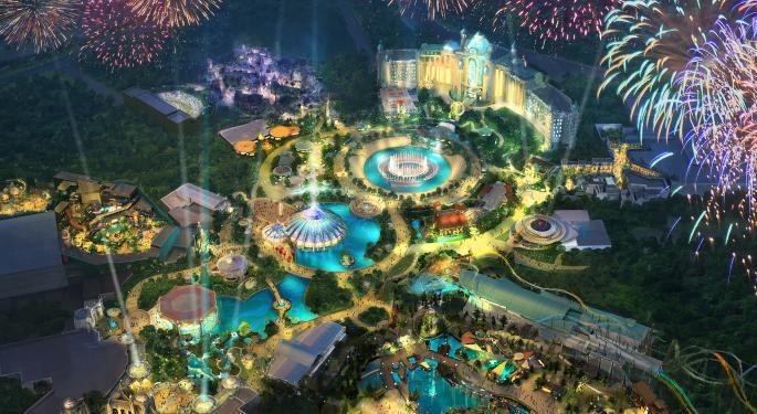 Universal Orlando Announces New Theme Park: Epic Universe
