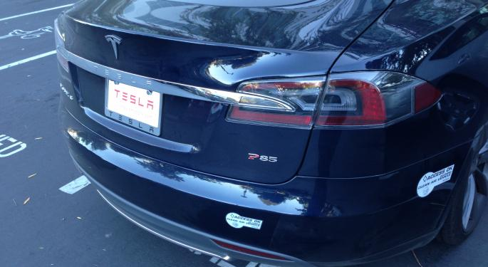 Pacific Crest: Avoid Tesla