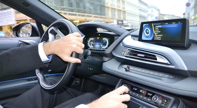 What The Potential BMW, Intel Partnership Means For Mobileye NV