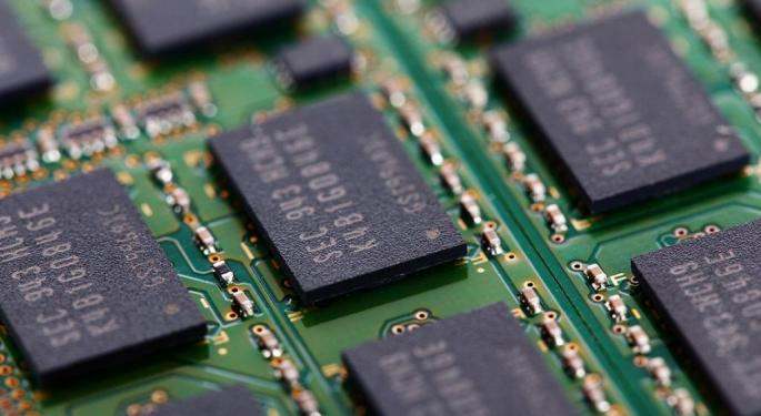 Cavium Among Preferred Semiconductor Stocks Heading Into Earnings Season