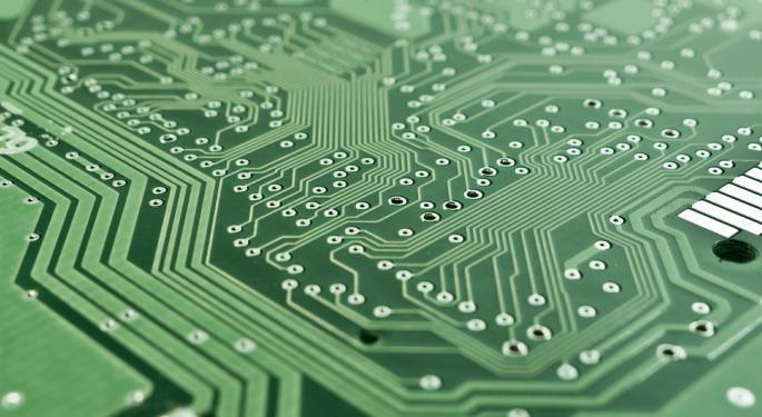 Applied Materials Has Large Option Traders' Attention