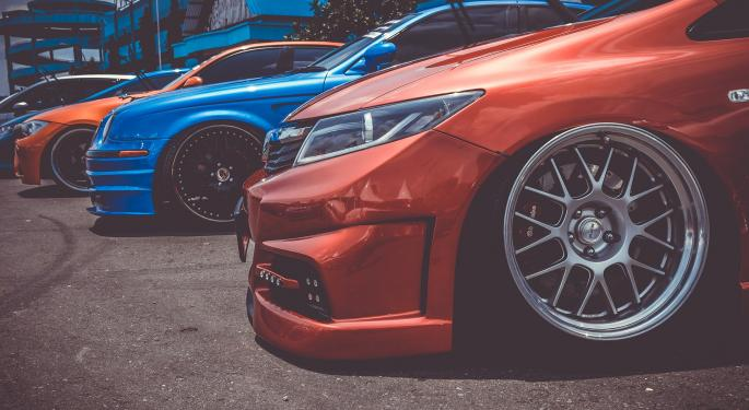 U.S. Auto Sales Skid In January