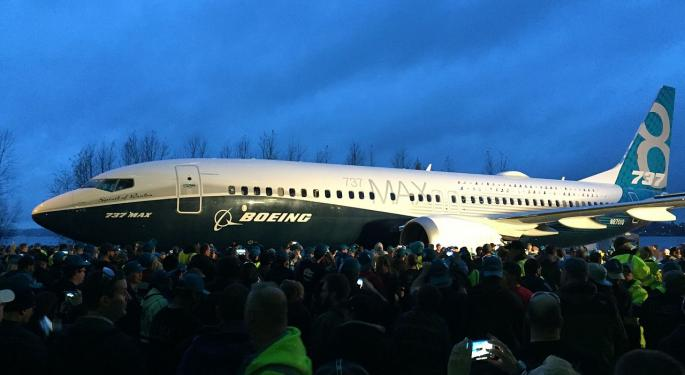 Jet Grounding Is Only Boeing's Second: Manufacturer Overcame Costly 2013 Stoppage