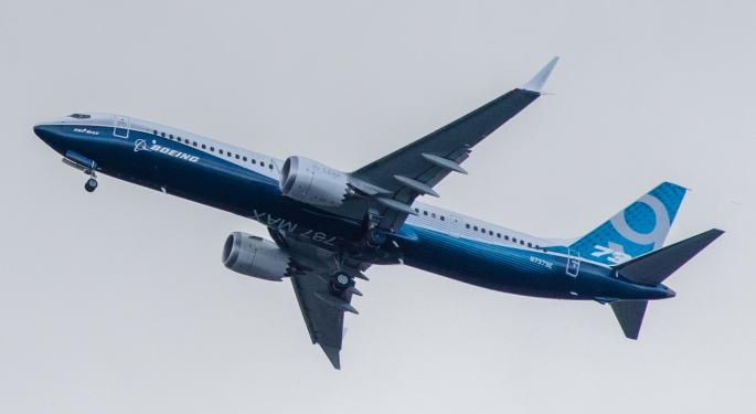 FAA Official Sees Boeing's 737 Max Flying By December