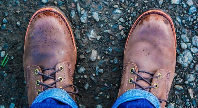 Argus Likes Wolverine World Wide After 'Solid' Q1 Report