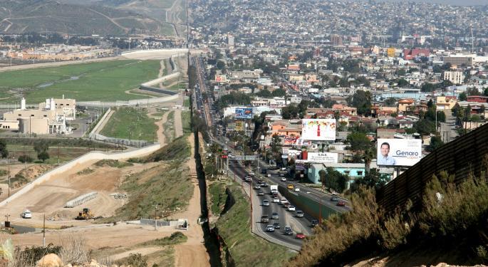 Delays Build At U.S.-Mexico Border After CBP Redeployment