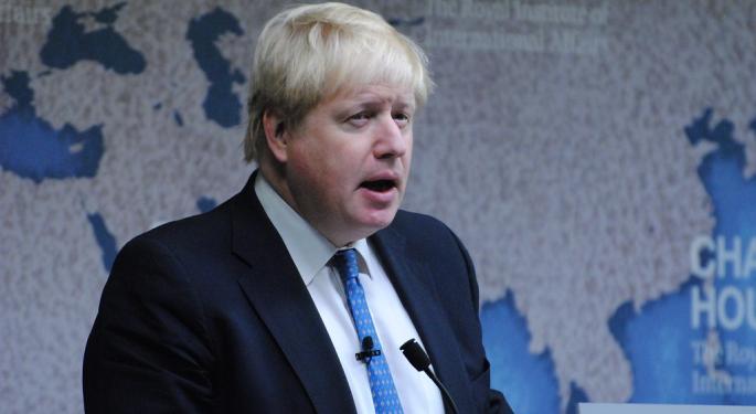 GBP/USD: Awaiting More From Boris Johnson