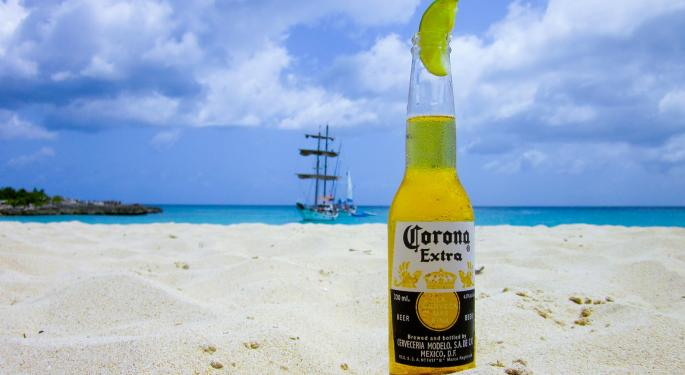 Constellation Brands Trades Higher On Q3 Earnings Beat