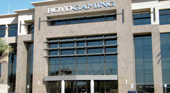 Pros No Longer Like The Odds On Boyd Gaming