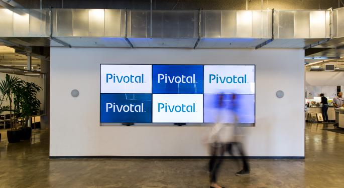 Analysts Buy Into Pivotal Software's Subscription Story, Shrug Off Muted Guidance