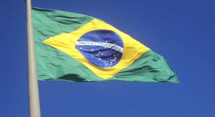 Volatility Still The Name Of The Game With Brazil ETFs