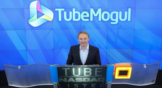 TubeMogul Acquired On The Heels Of A Smooth Q3