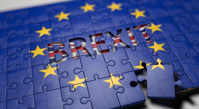 Brexit Deal Adds To Optimism On The Geopolitical Front