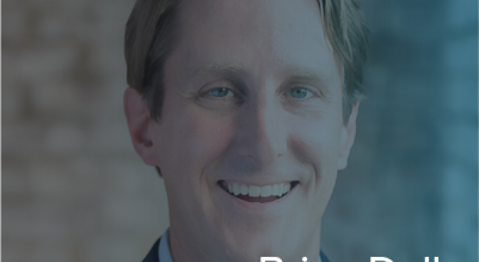 From The Ground Floor To GROUNDFLOOR—How Brian Dally Discovered He Could Be A Founder