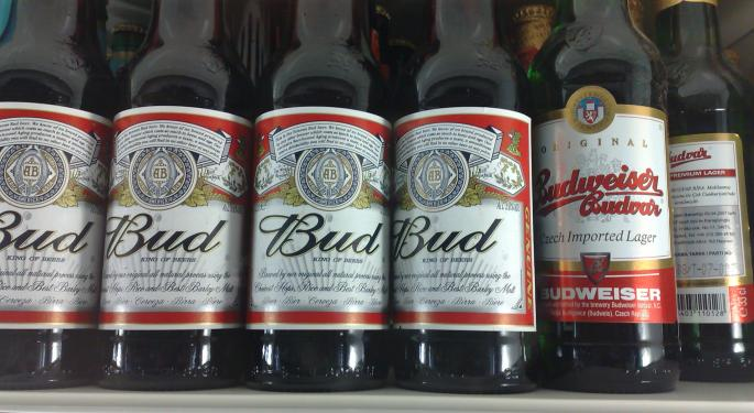 Anheuser Busch Now An Emerging Markets Brewer