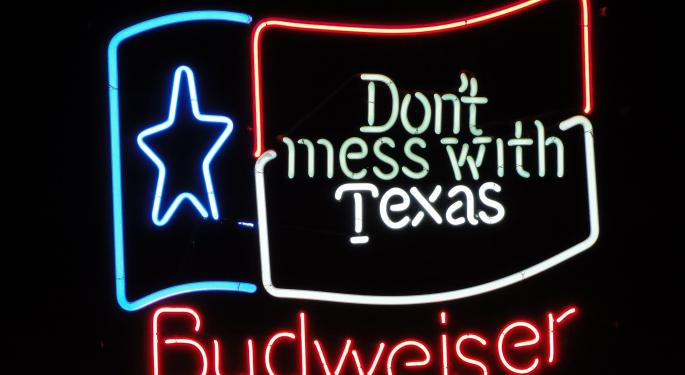 This BUD's For You; Argus Goes Bullish For Anheuser Busch