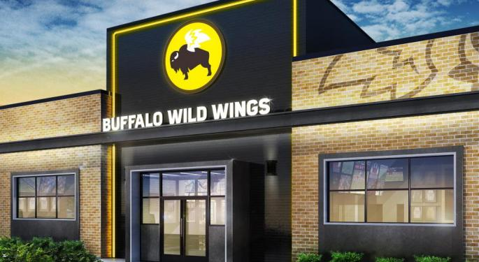 The Boneless Chicken Wing At Buffalo Wild Wings Is Getting Bigger
