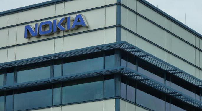 Nokia Trades Higher After Q2 Earnings Beat