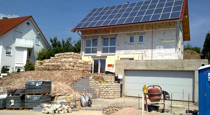 Should You Add Homebuilders To Your Portfolio?