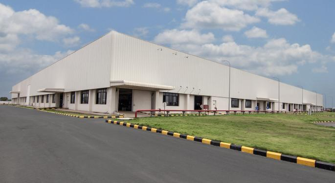 Food, Beverage Sector Gained Ground In 2019 US Warehouse Leasing, CBRE Says